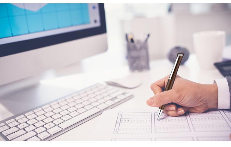 premium plastic pen