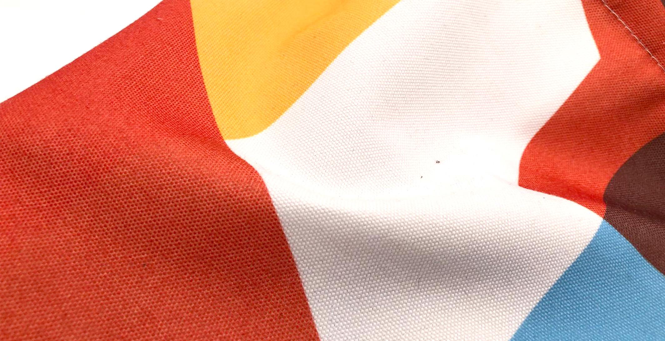 dye sublimation texture
