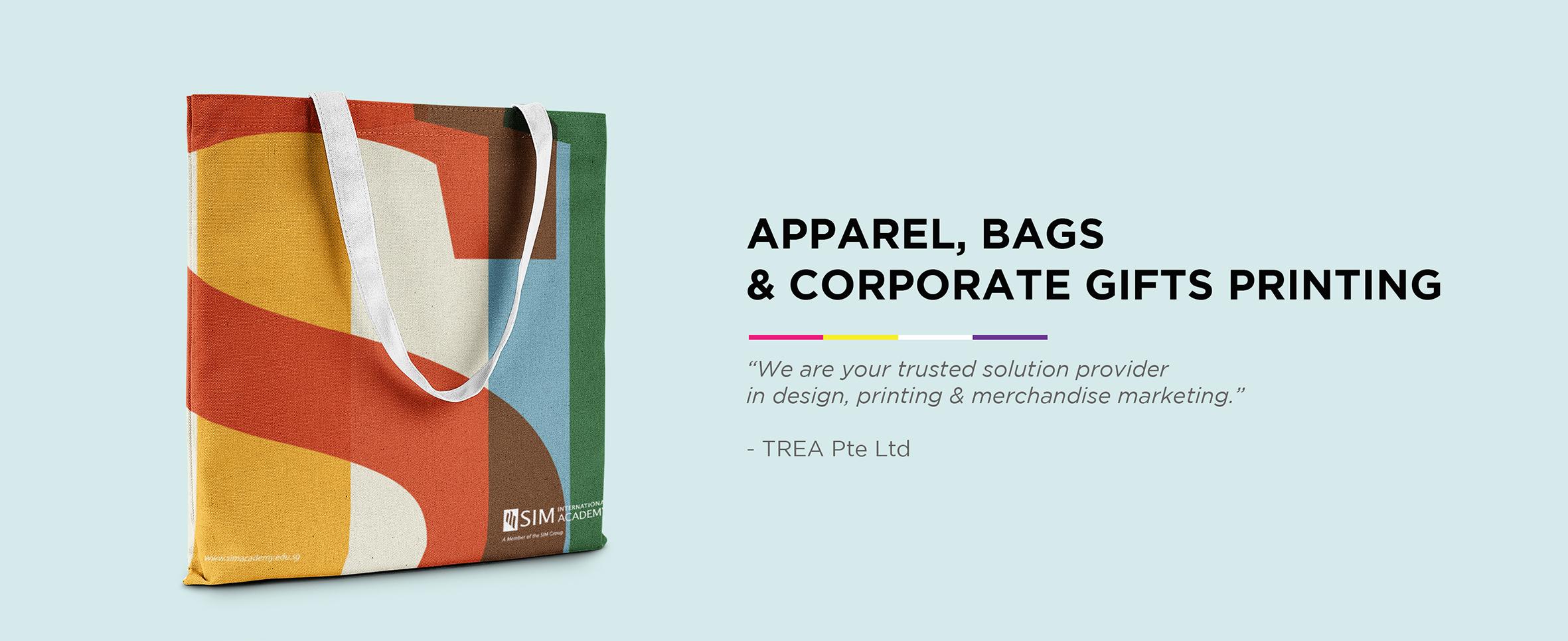 TREA - t shirt printing singapore